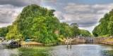 Boveney Lock, River Thames, Windsor