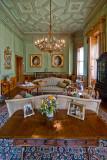 Sitting room, Dunster Castle