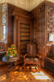 Library corner, Montacute House, Somerset