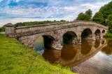 Turf bridge, Stourhead