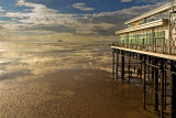 End of the pier, Weston-super-Mare, Somerset