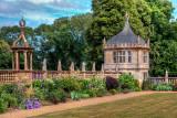 Garden corner, Montacute House, Somerset (3322)