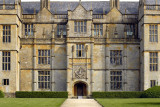 Front of Montacute House (3825)