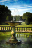 Fountain, Montacute (3649)