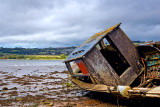 Wrecked again, River Teign! (2981)