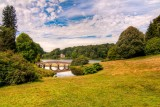 The grand view, Stourhead
