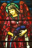 Window detail, St. John's, Yeovil