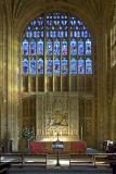 Sherborne Abbey ~ altar and window