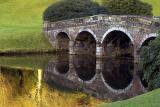 Turf bridge again ~ Stourhead