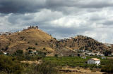 From a distance, Alora, Andalucia