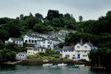 Bodinnick, near Fowey, Cornwall