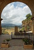 Through the bridge, Ronda