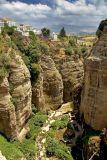 The gorge, Ronda