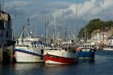 Fishing boats, Weymouth harbour