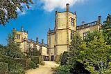 The back of Sherborne Castle