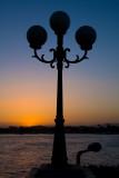 Sunset on the Corniche