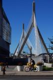 Zakim-Bunker Hill Bridge