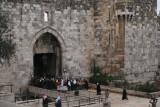 La porte de Damas (Damascus Gate) - Jerusalem