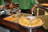 Istanbul - Baklava - 9000000 calories aux 100 grammes...