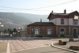 La gare de Wisches