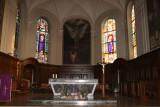 Coeur de l'Eglise St Michel - Wisches