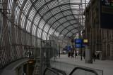 En gare de Strasbourg