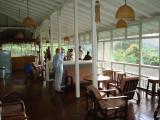 Veranda at Asa Wright