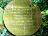 Entrance to Main Ridge Preserve in Tobago