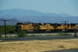UNION PACIFIC PARALLELING  I-10
