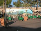 NICE  PIC. AT THE RENT A STROLLER  AT THE SWAP MEET