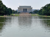 Lincoln Memorial revisited
