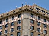 Fascinating facade, Hotel Washington