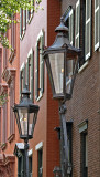 Gaslights at Decatur House