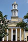 Church of Presidents, St. John's
