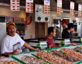 Shrimp at DC Waterfront