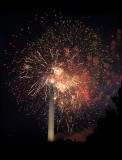 Fireworks in Washington, D.C.