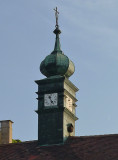 Steeple in the Castle District