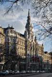 Budapest: The New York Palace