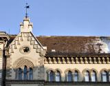 Moorish facade