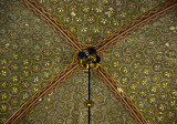 Ceiling, lower church
