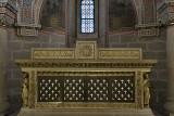 Altar, lower church