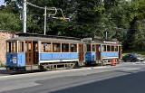 Old tram on Djurgården