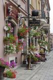 Flowery restaurant