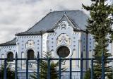Church of St. Erzsébet clergy house