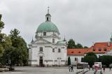 Warsaw churches, St. Kazimierz