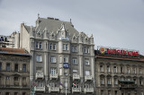 Old hotel near Keleti train station