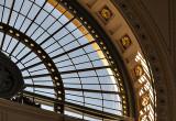 Restored hall window