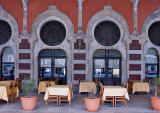 Sirkeci Train Station (interior)