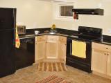 Functioning kitchen