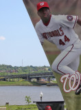Anacostia River from Nationals Park